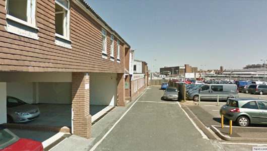 Office and studios to rent in Commercial Road Eastbourne
